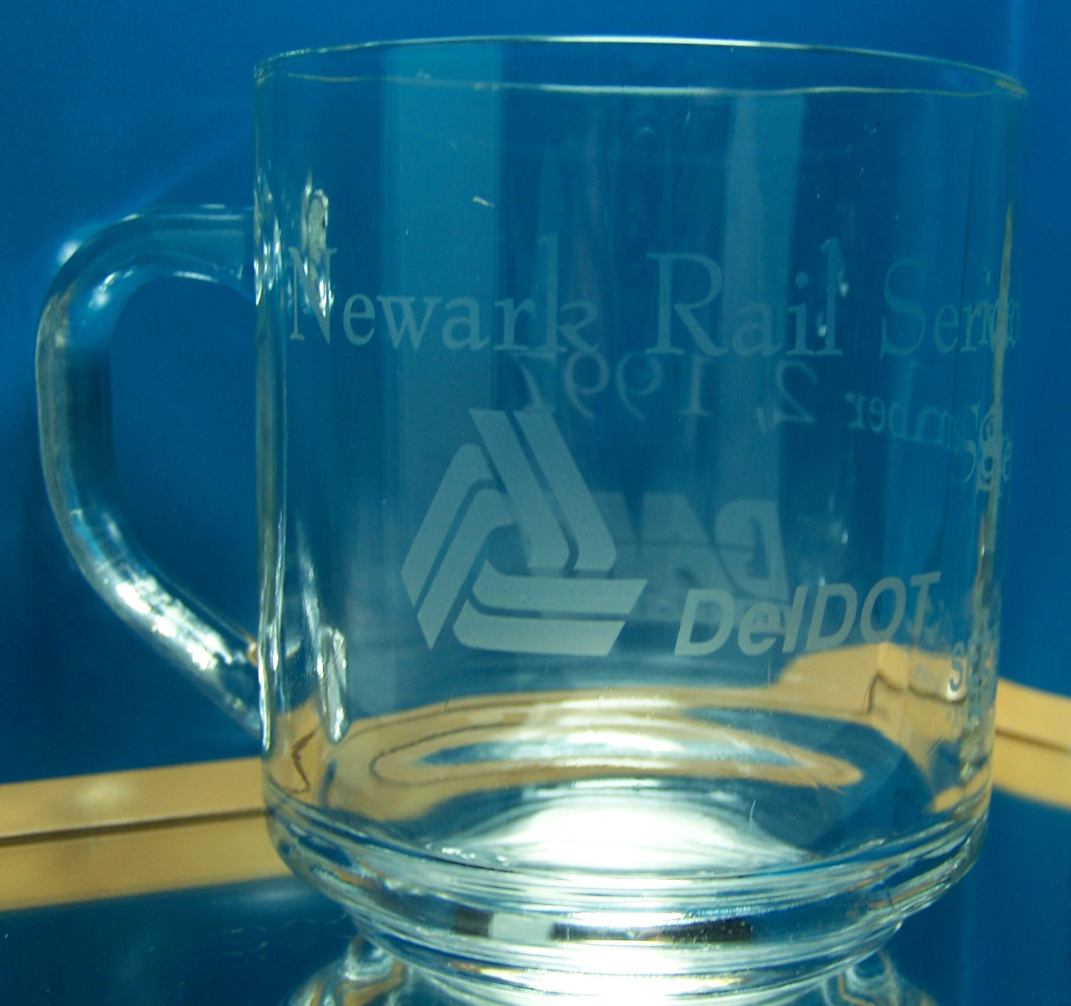 Newark Rail Station Coffee Mug