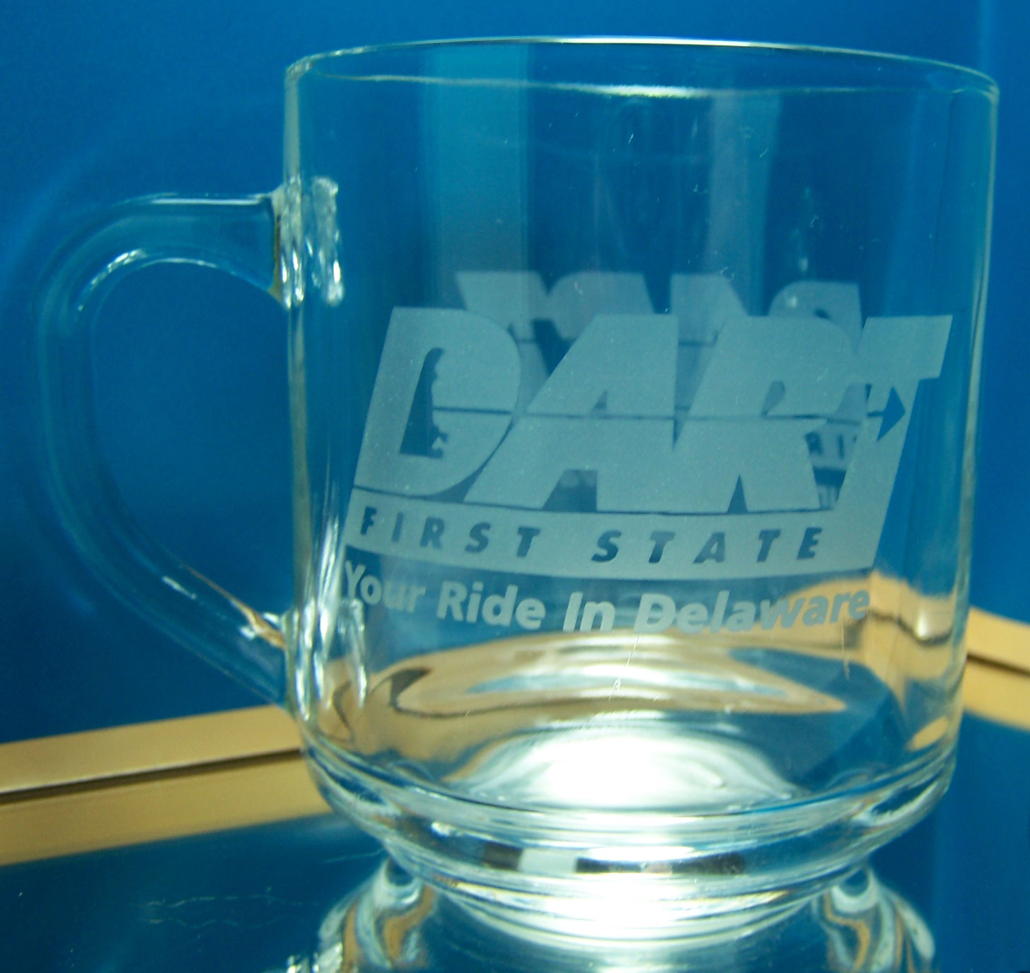 Your Ride In Delaware coffee mug